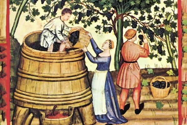 История виноделия в Молдове